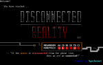 Disconnected Reality splash screen