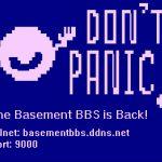 Basement BBS
