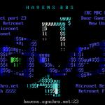 Havens BBS Logon