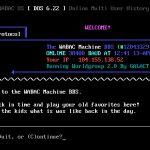 The WABAC Machine BBS