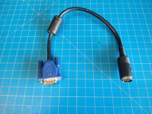 Amiga Display VGA Adapter