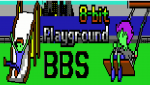 80 Column Playground intro
