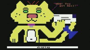 The Kats Alley BBS - Image BBS c64